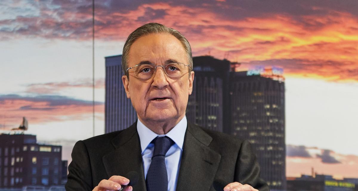 Real Madrid : Pérez attaque frontalement l'UEFA et la FIFA et évoque les Girondins de Bordeaux