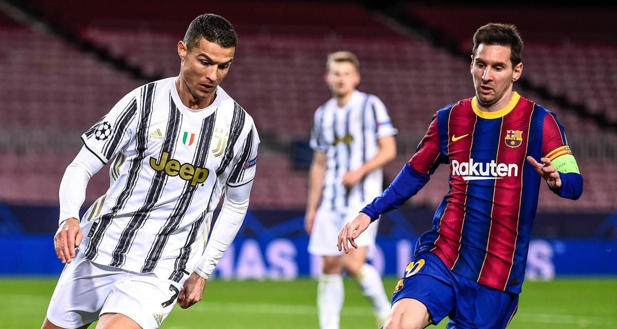 FC Barcelone - Mercato : Ronaldo et la Juventus veulent jouer un sale tour aux Blaugranas