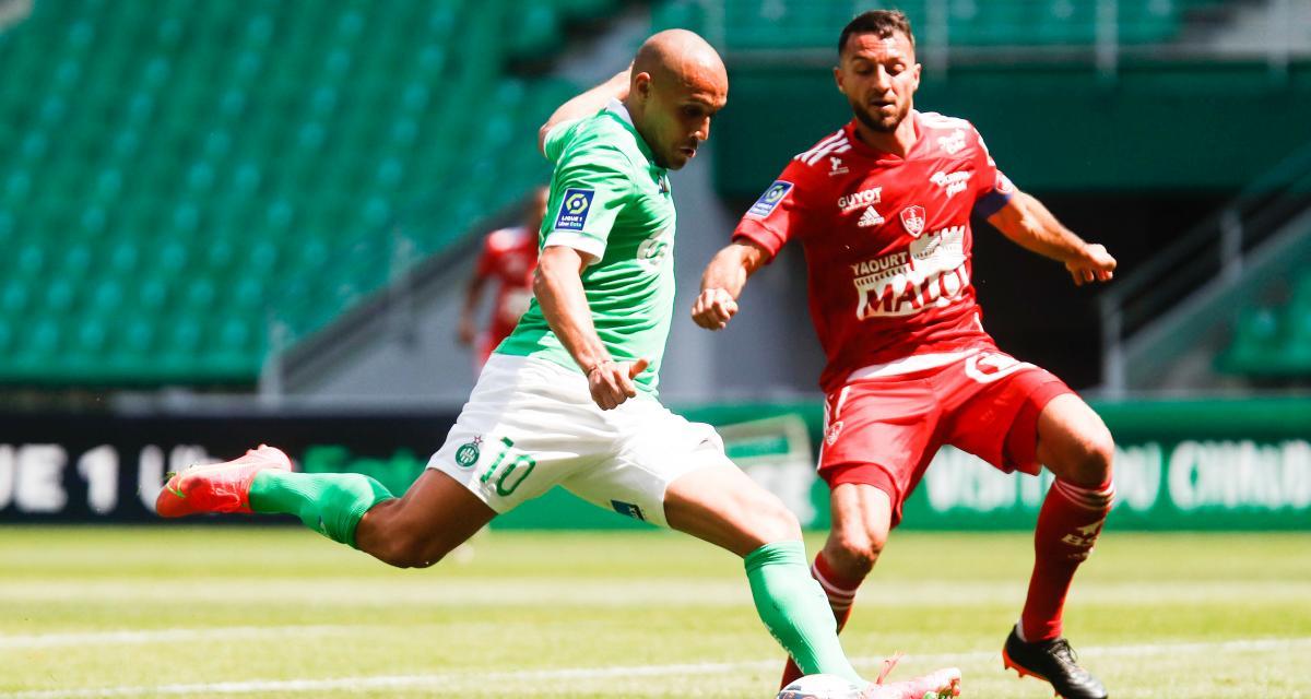 Résultat Ligue 1 : ASSE 1-2 SB29 (terminé)