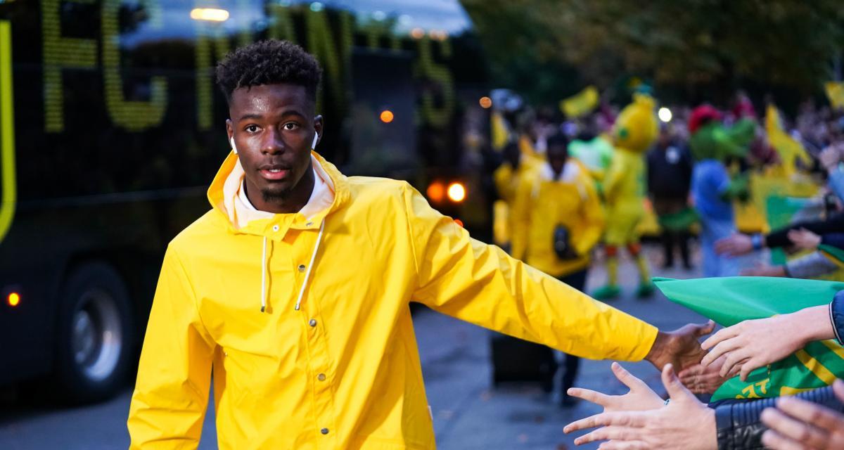 FC Nantes – Mercato: le RC Strasbourg a approché un banni des Canaris