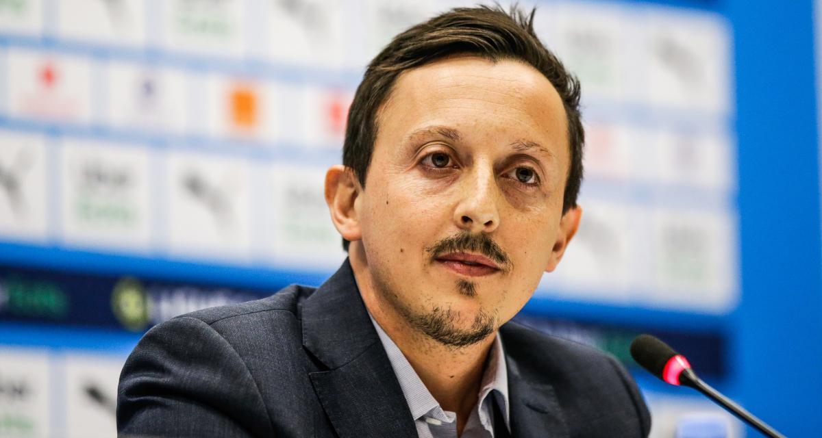 OM – Mercato: Pablo Longoria contraint de brader son élément le plus bankable?