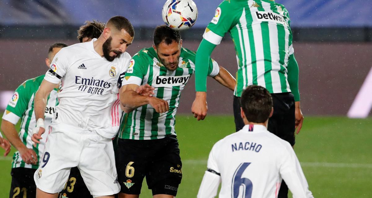 Résultat Liga: le Real Madrid muet contre le Bétis (0-0), le titre s'éloigne
