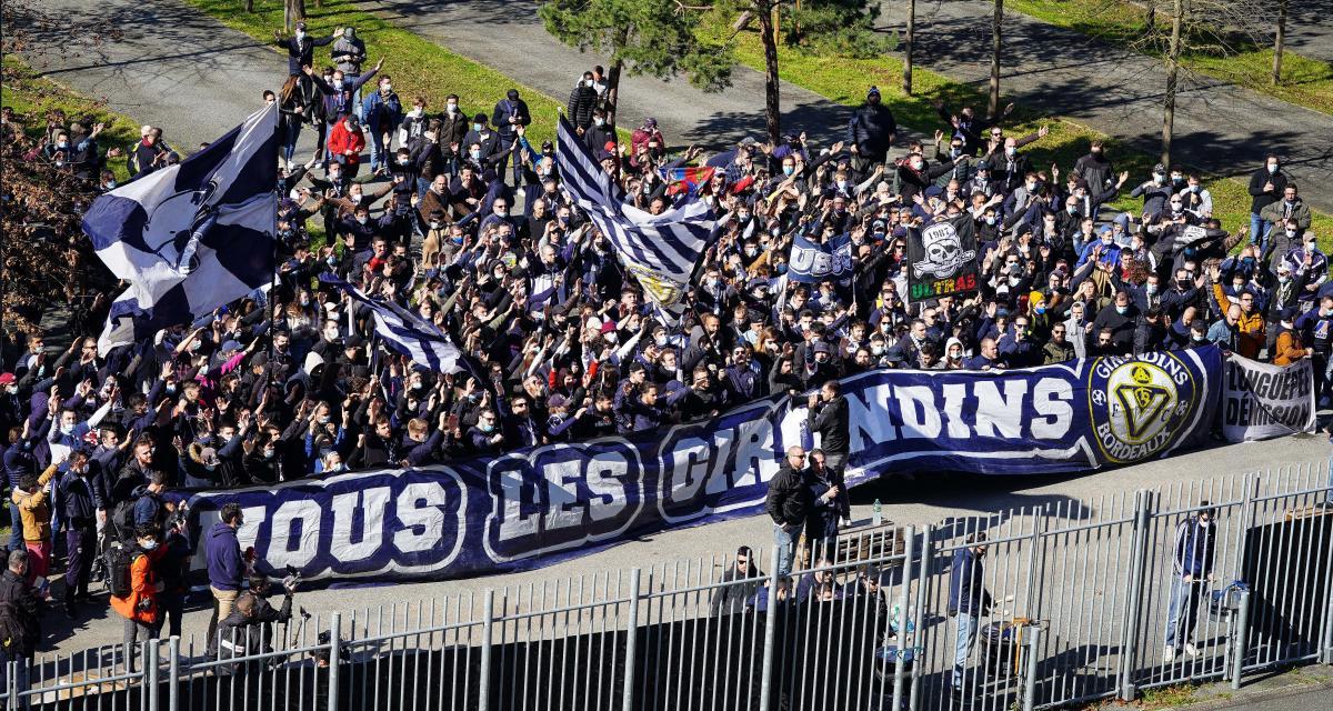 Girondins : les Ultramarines ont envoyé un message à Gasset… et un autre au maire