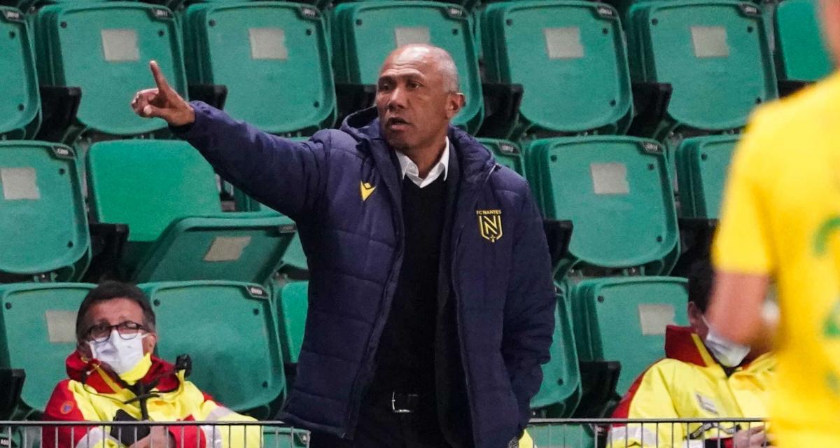 FC Nantes : Kombouaré et le record historique négatif avant d'affronter le RC Strasbourg