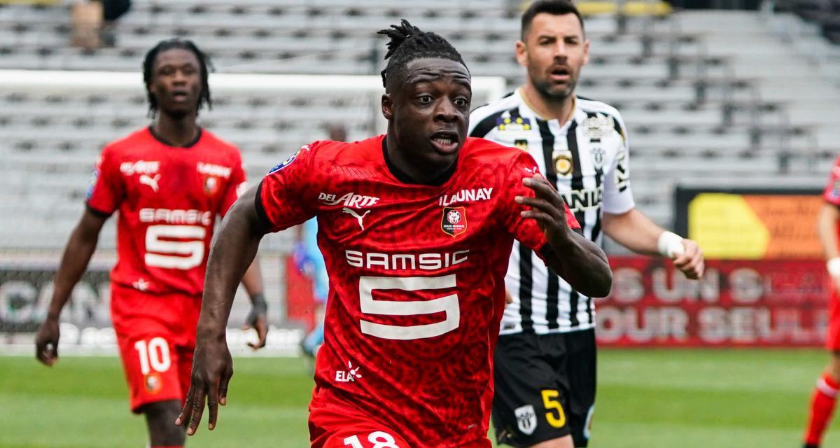 Stade Rennais : Jérémy Doku répond à ses critiques