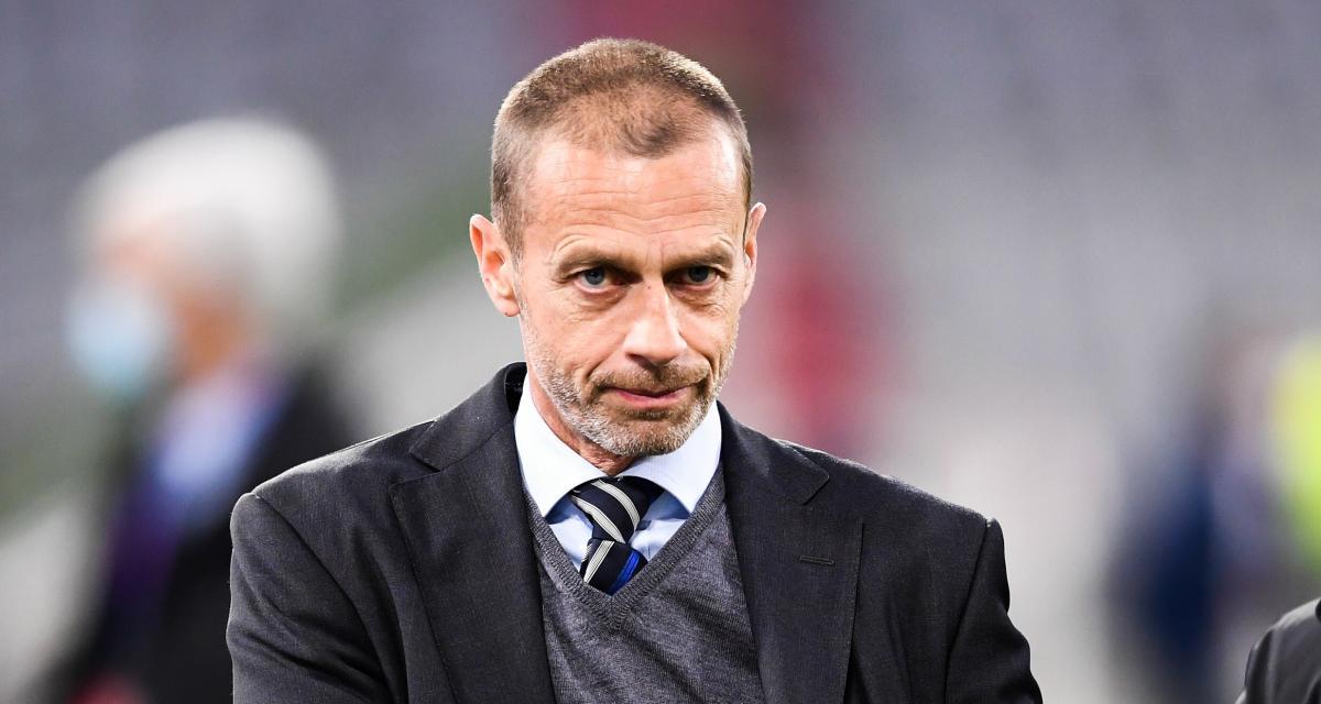 Real Madrid, FC Barcelone, Juventus : Ceferin (UEFA) promet aux 3 clubs des représailles