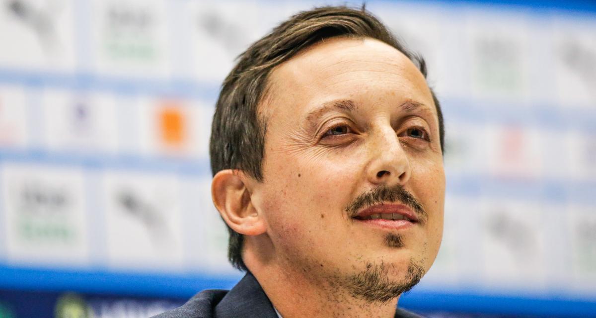 OM : Pablo Longoria relance le fantasme de la vente
