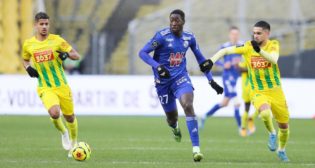 Résultats Ligue 1 : le FC Nantes a craqué, le RC Lens est toujours européen (mi-temps)