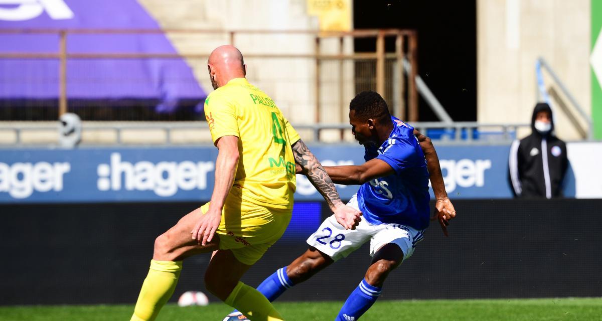 Résultats Ligue 1 : Nantes réagit, Lens confirme, Rennes cartonne, Bordeaux coule (terminé)