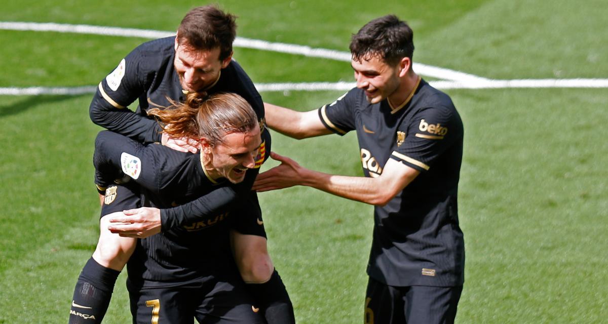 Résultat Liga : Griezmann en feu, le FC Barcelone s'impose à Villarreal (2-1)