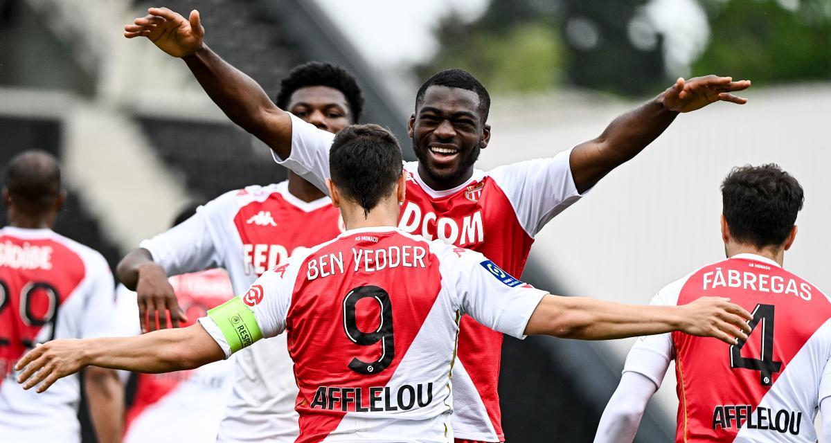 Résultat Ligue 1 : Monaco costaud à Angers (1-0) et à un point du PSG