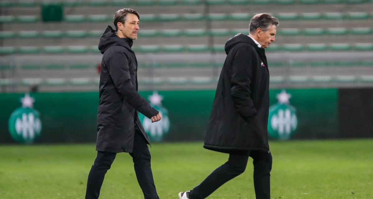 ASSE : Claude Puel met fin à la hype Niko Kovac