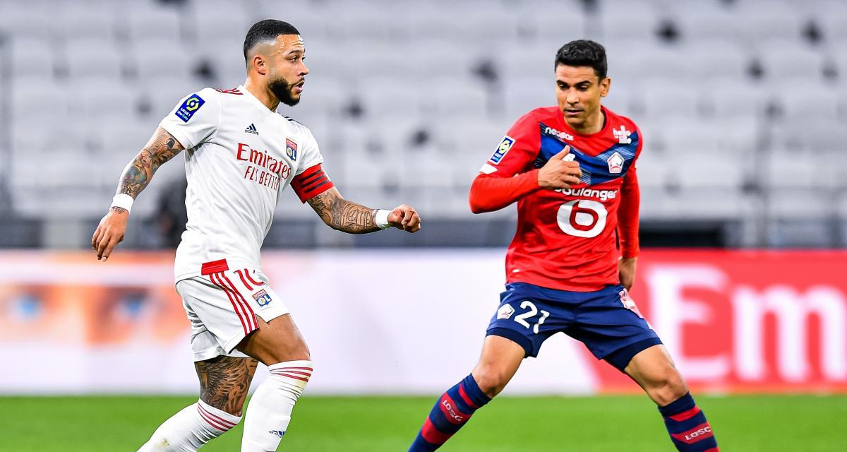 Résultat Ligue 1 : le LOSC s'offre l'OL (3-2) et la tête du championnat !