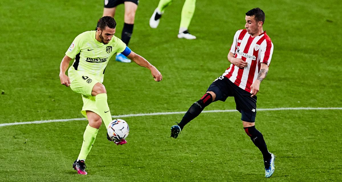 Résultat Liga : l'Atlético Madrid perd encore des points, le FC Barcelone et le Real Madrid se rapprochent