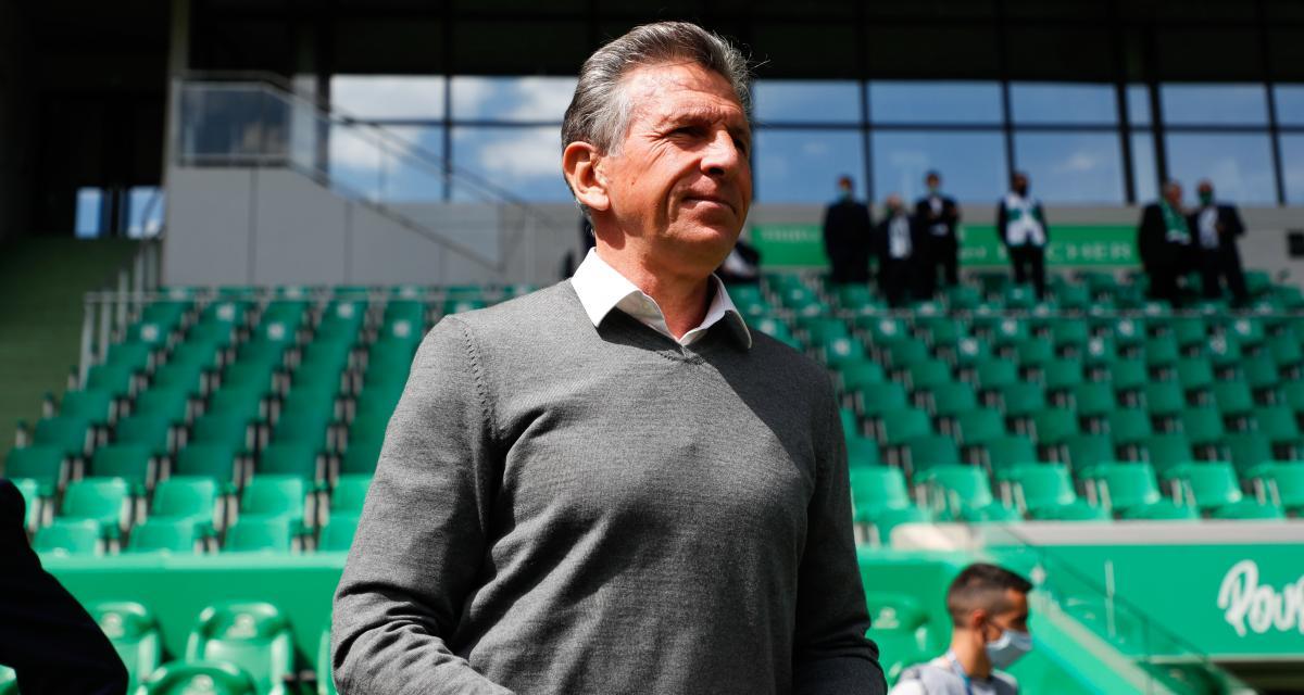ASSE : Puel reçoit déjà plusieurs bonnes nouvelles avant Montpellier