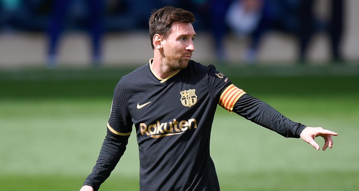 FC Barcelone, PSG - Mercato : une annonce change tout pour l'avenir de Messi !