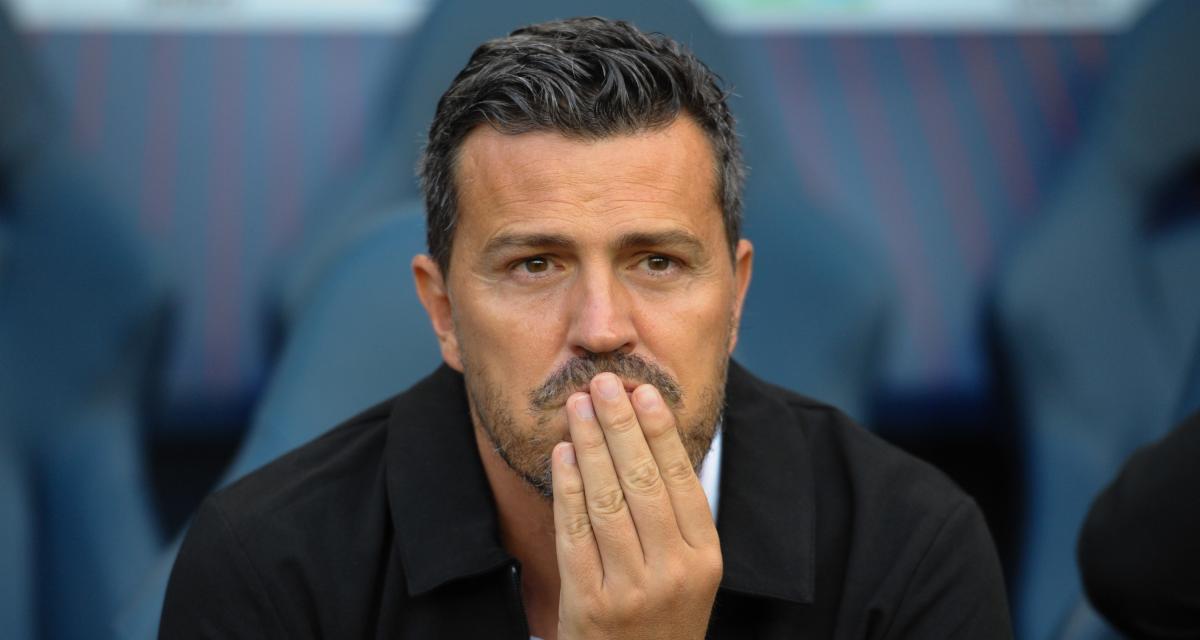 Stade de Reims : Caillot rappelle dangereusement l'arrivée d'Oscar Garcia à l'ASSE