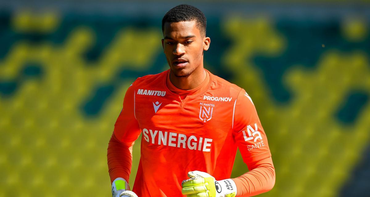 FC Nantes - Mercato : Alban Lafont s'éloigne de l'OM