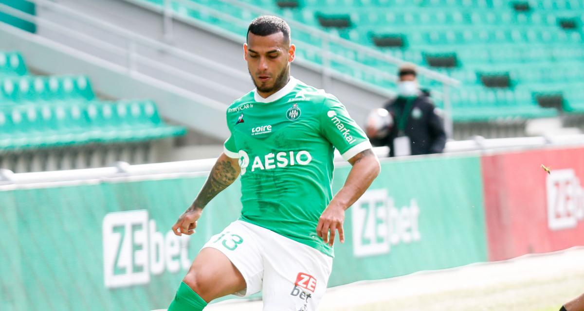 ASSE – Mercato : sa saison, ses contacts avec Olympiakos, son avenir... Miguel Trauco en dit plus