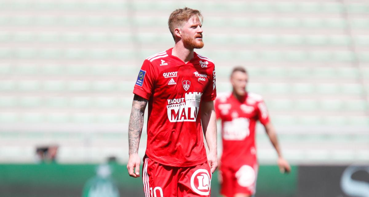 ASSE – Mercato : Gaëtan Charbonnier (Stade Brestois) a failli signer chez les Verts