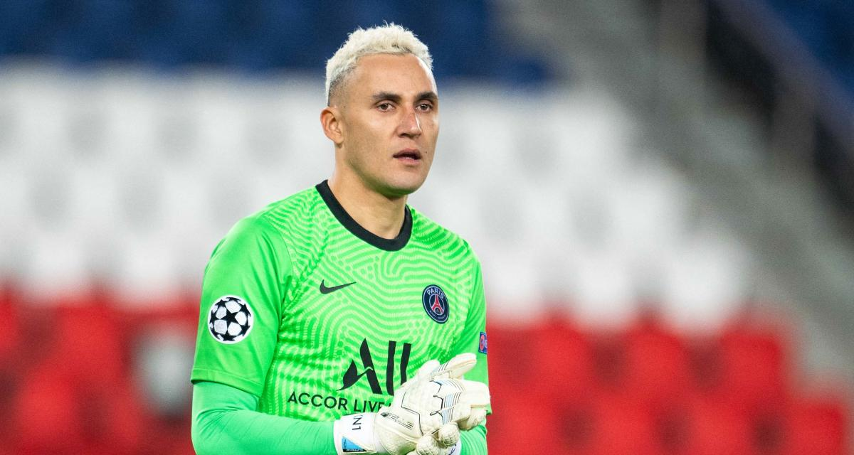 PSG – Mercato : Navas a prolongé (officiel) !