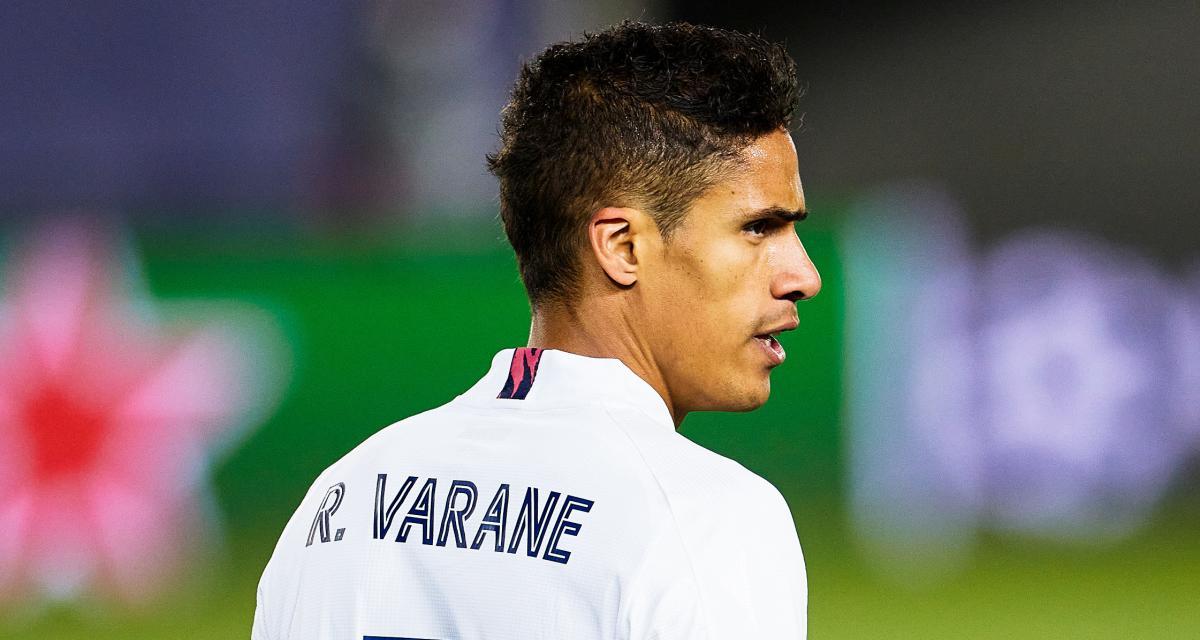 Real Madrid, PSG – Mercato : l'offre XXL de Manchester United pour Varane dévoilée, le Real prêt à le laisser filer ?