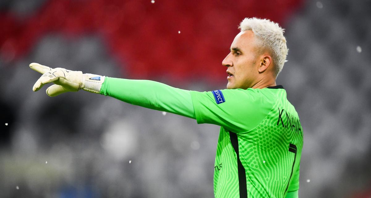 PSG : Manchester City, sa prolongation... Keylor Navas en dit plus et envoie un message au LOSC