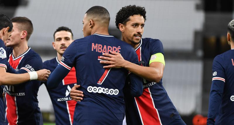 Mbappé et Marquinhos aptes