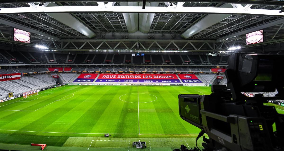 Lille - Nice : sur quelle chaîne voir le match ?