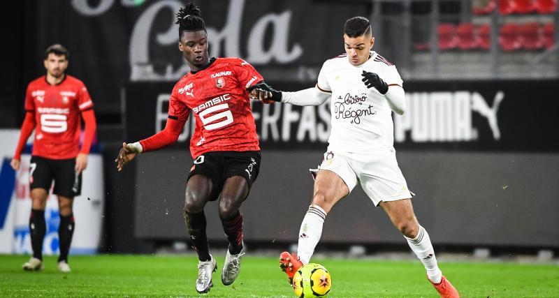 Bordeaux - Rennes sur Canal+Sport