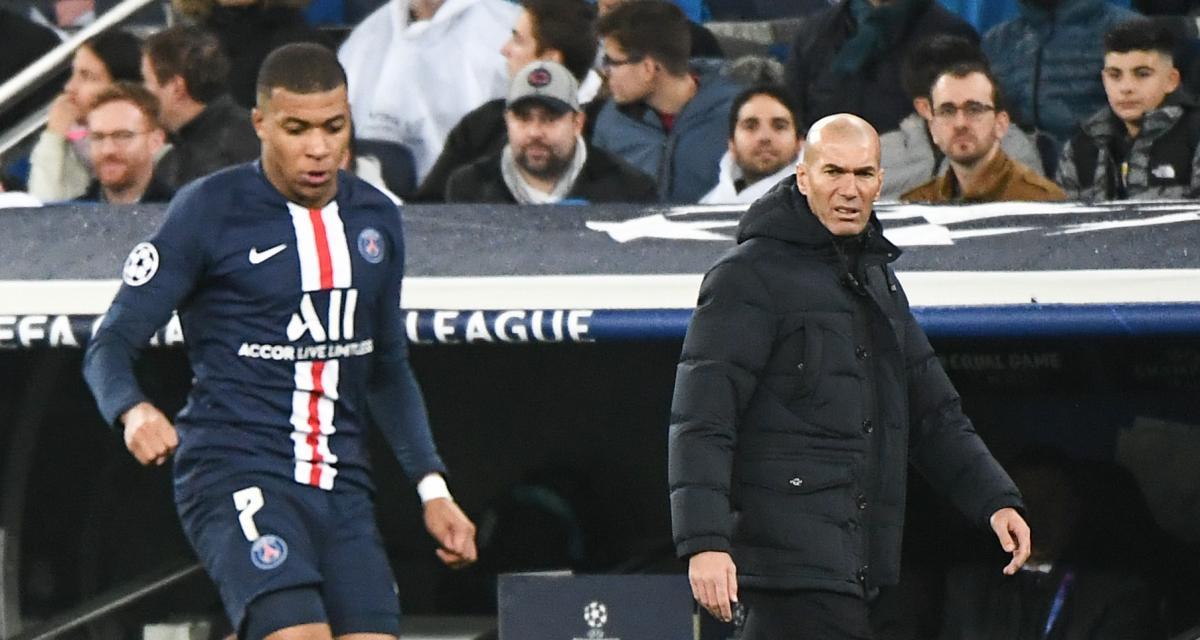 Real Madrid, PSG - Mercato : Zidane et Mbappé ne devraient faire que se croiser