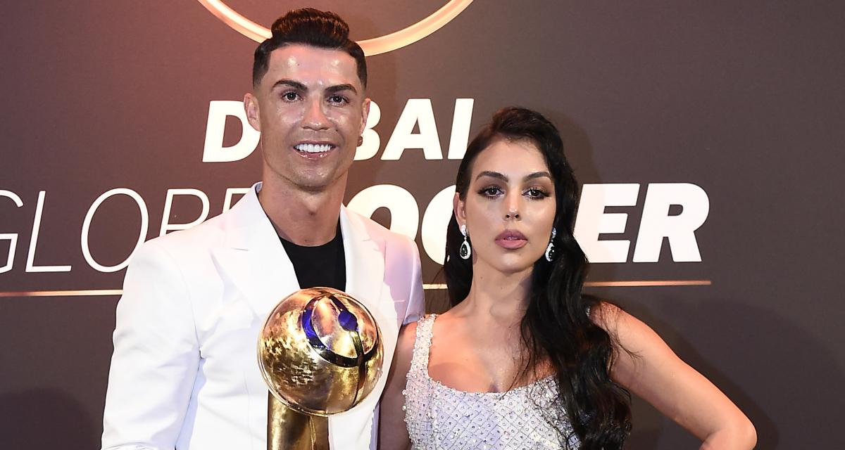 Juventus, PSG - Mercato : Georgina Rodriguez, madame Cristiano Ronaldo, est à Paris !