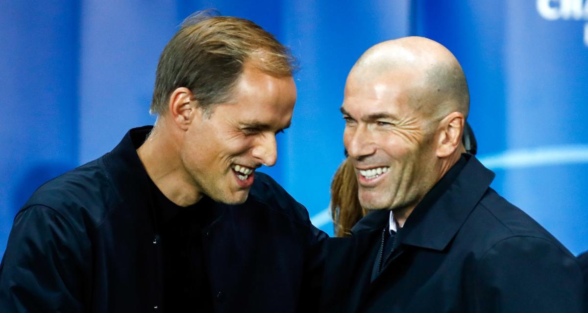 Champions League : Real Madrid - Chelsea, les compos (Zidane opte pour une défense à 5)