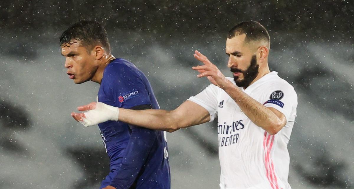Résultat Champions League : Real Madrid 1-1 Chelsea (terminé)