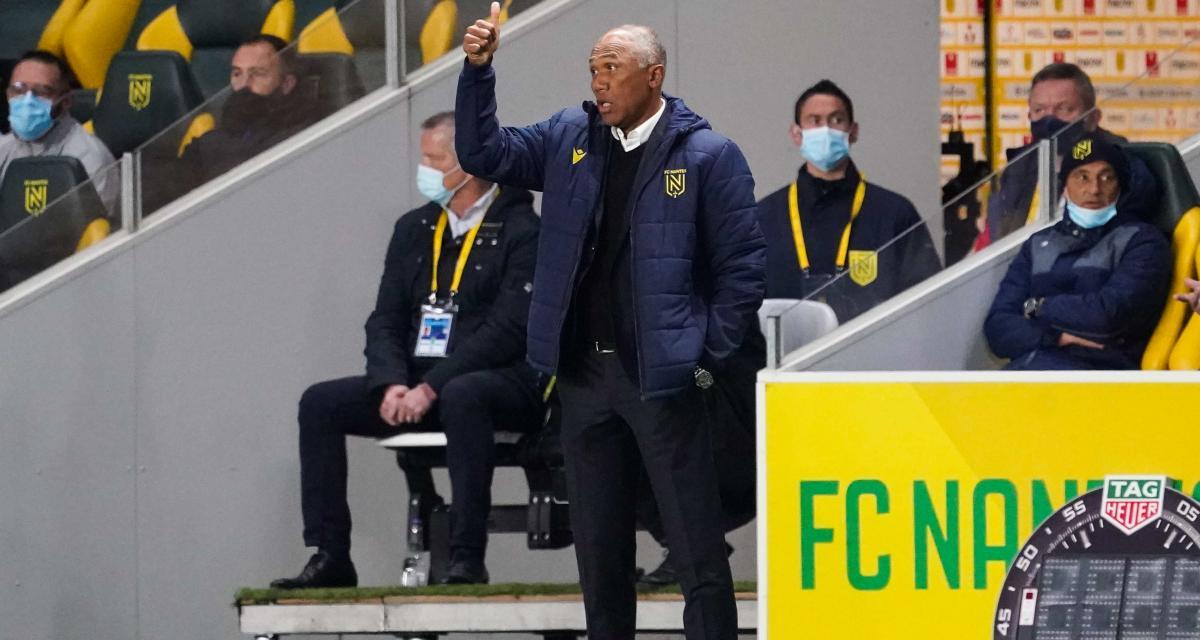 FC Nantes - Girondins : mauvaise nouvelle pour Kombouaré dans le derby