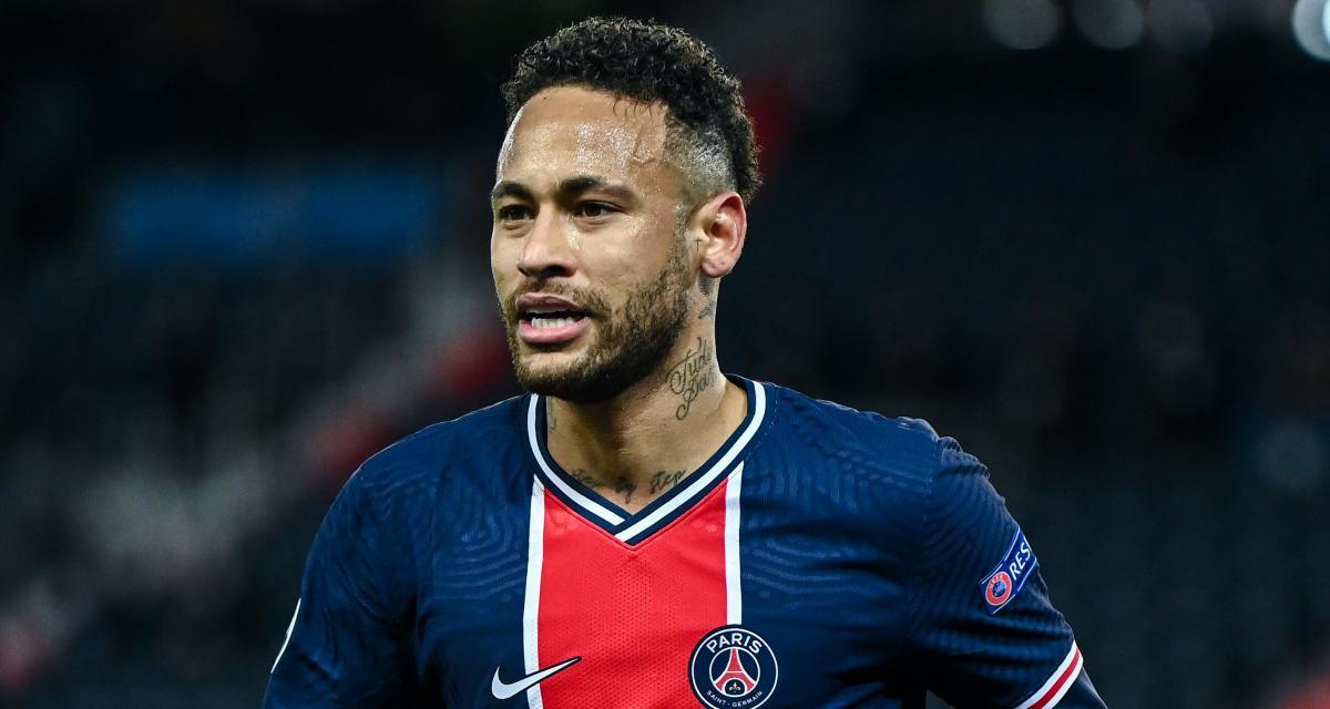ASSE, PSG : Neymar a une taupe dans le vestiaire des Verts