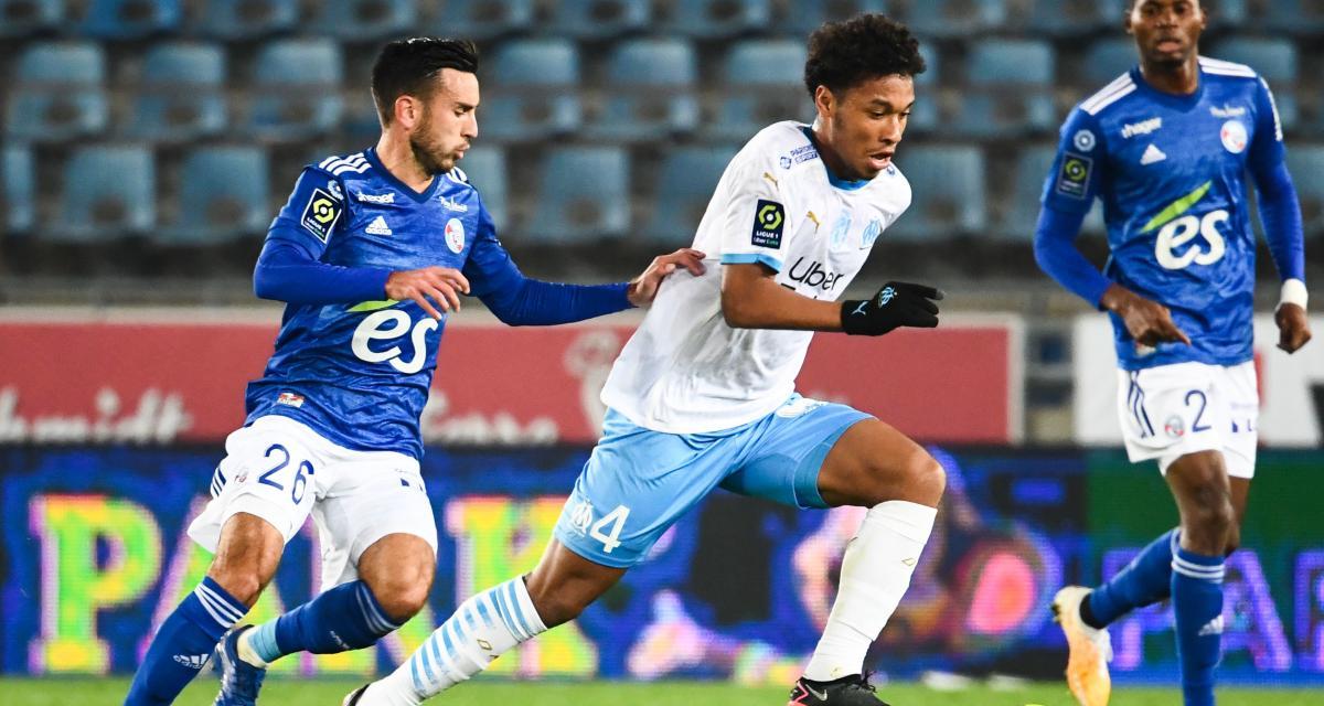 Ligue 1 : OM - Strasbourg, les compos probables et les absents