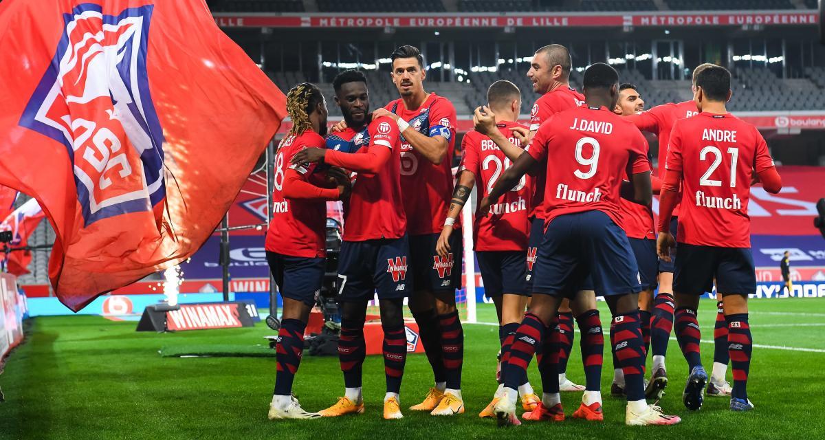 Ligue 1 : Lille - Nice, les compos probables et les absents