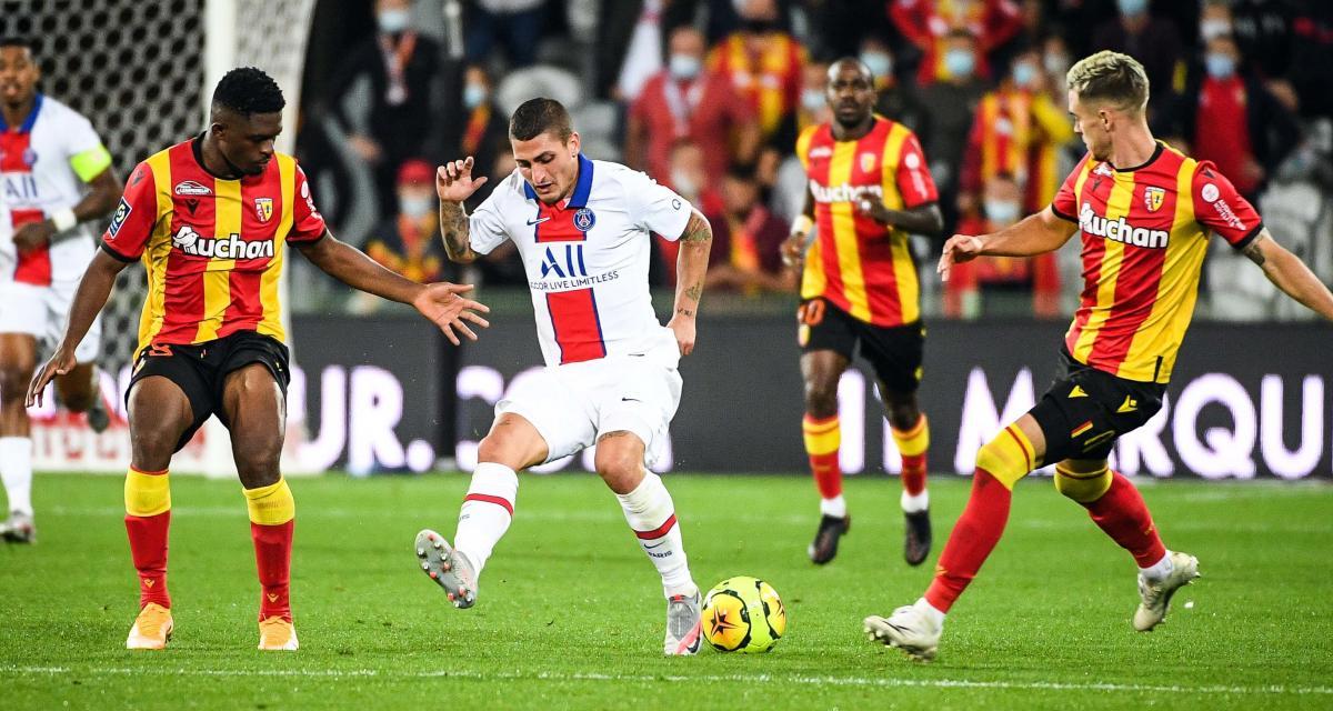 Ligue 1 : PSG - Lens, les compos probables et les absents