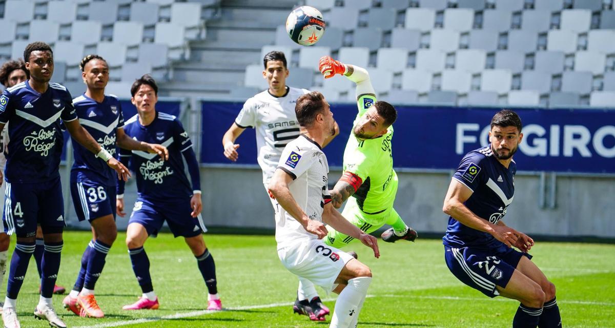 Résultat L1 : les Girondins se donnent de l'air devant le Stade Rennais (1-0)