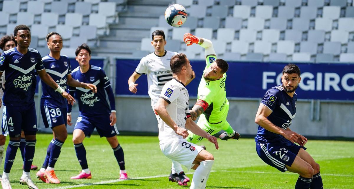 Girondins - Stade Rennais (1-0) : les 3 Tops et les 3 Flops du match