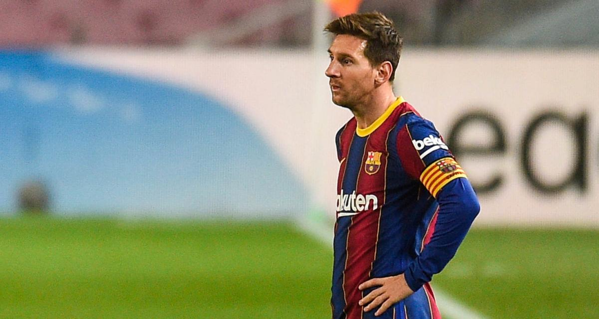 FC Barcelone - Mercato : la dernière rumeur avec le PSG a fait dégoupiller Messi