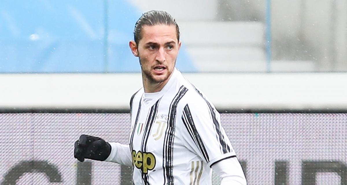 OM, PSG - Mercato : la Juventus Turin pousse Rabiot vers la sortie