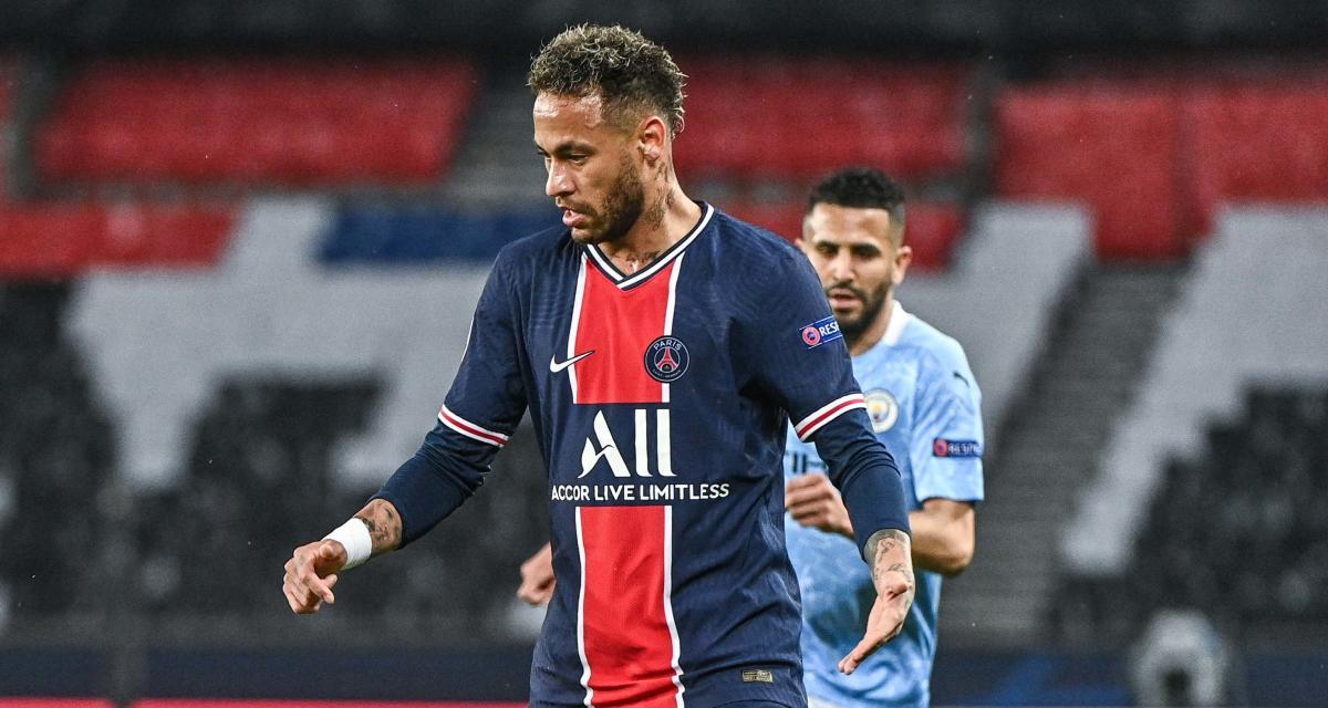 PSG - Manchester City (1-2) : Neymar a lancé l'opération remontada