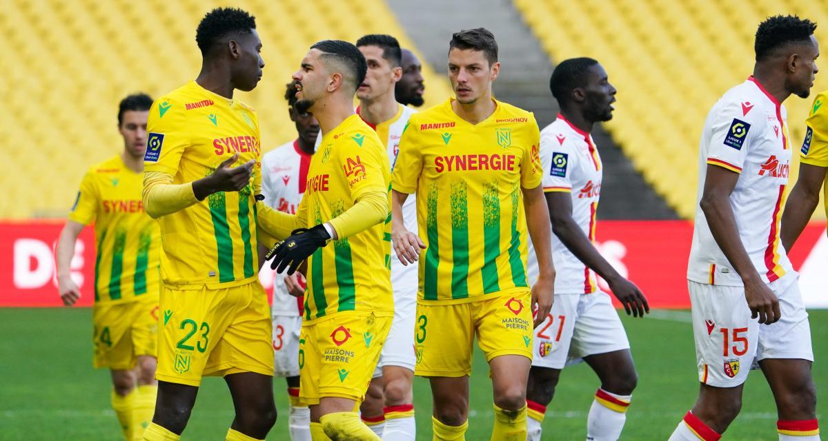 FC Nantes, RC Lens : les Canaris tiennent tête aux Sang et Or dans un domaine surprenant