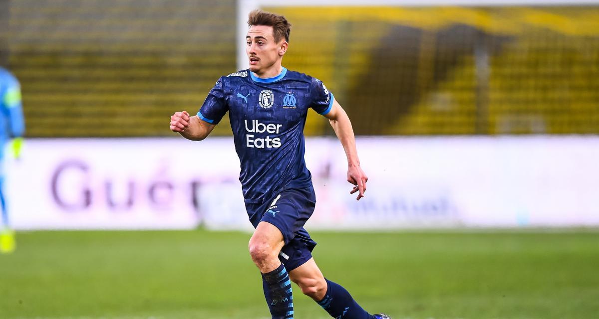 OM : le clin d'œil de Rongier au FC Nantes