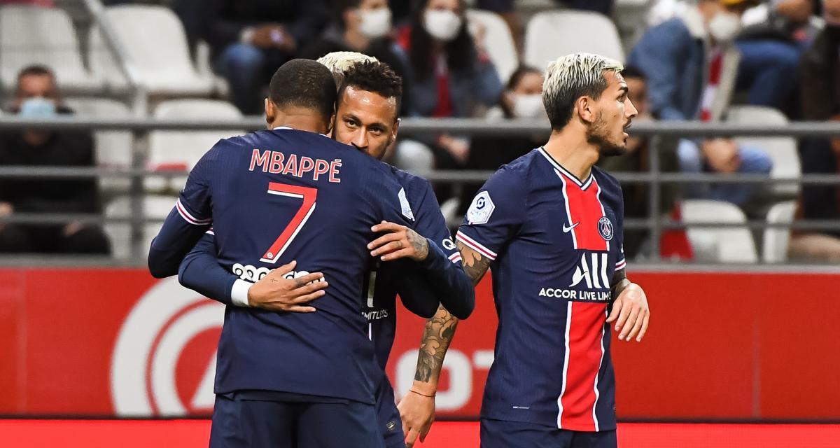 PSG : Mbappé blessé, Neymar fait encore scandale avant le RC Lens