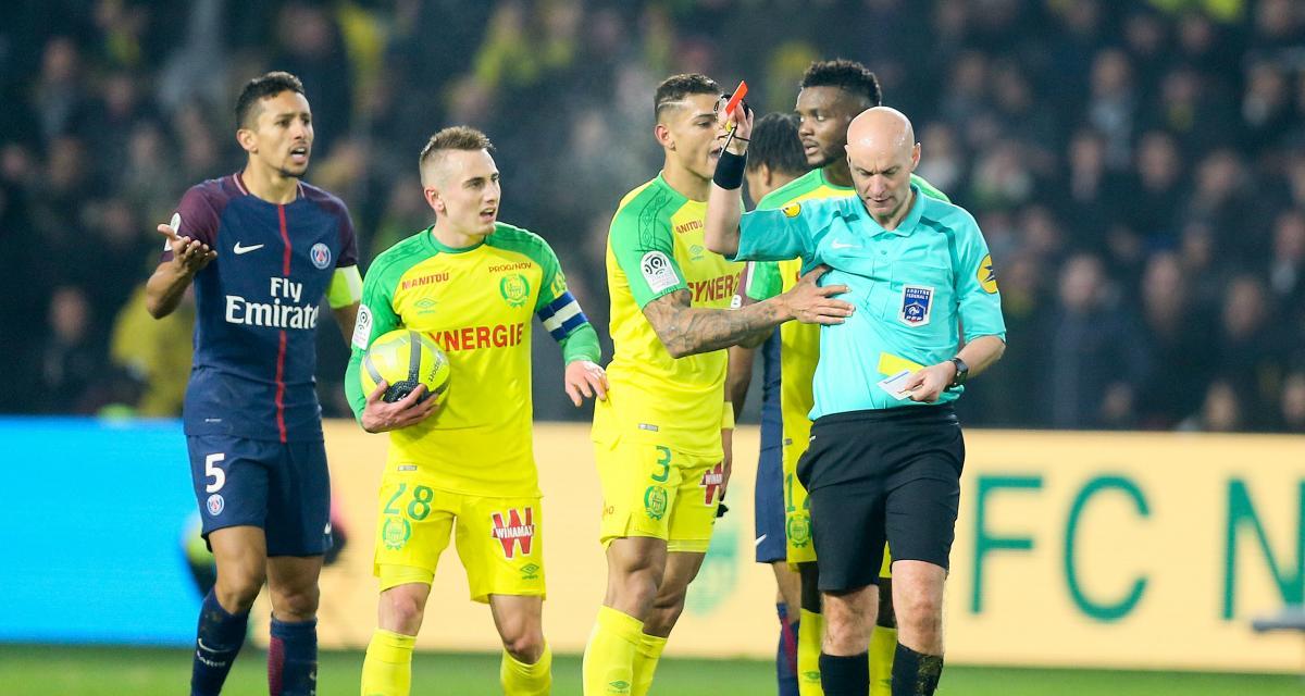 FC Nantes: Diego Carlos a créé une «icône de pop culture foot» en L1