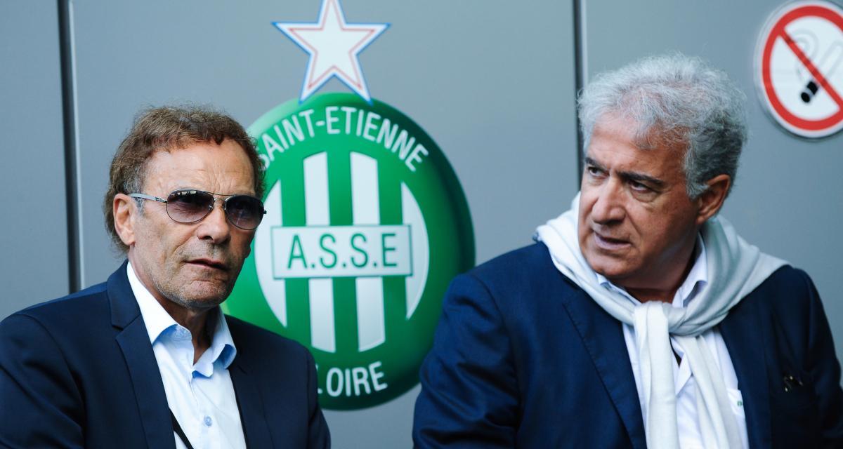 ASSE : nouvelle charge violente contre Caiazzo et Romeyer