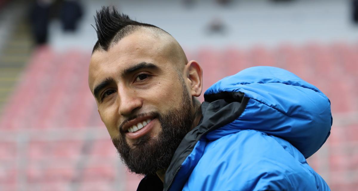 OM - Mercato : Longoria aurait trouvé la solution pour attirer Vidal (Inter Milan)